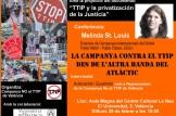 La Campanya contra el TTIP des de l áltra banda de l´atlantic