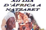 XII Dia d'Àfrica a Natzaret