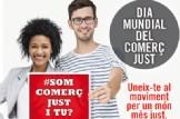 Día mundial del Comercio Justo en ELDA