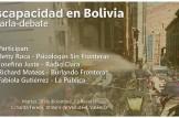 Discapacidad en Bolivia (charla debate)