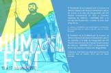 INVITACIÓN INAUGURACIÓN VIII - FESTIVAL INTERNACIONAL DE CINE Y DERECHOS HUMANOS - HUMANS FEST