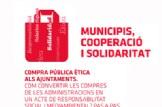 """Curs en Xàtiva """"Compra pública ètica als ajuntaments: Com convertir les compres de les administracions en un acte de responsabilitat social i mediambiental"""""""