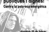Manifestació per unes pensiones públiques i dignes