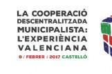 La cooperació descentralizada municipalista