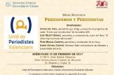 Mesa Redonda: Periodismo y Periodistas