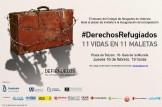 #DerechosRefugiado 11 vidas en 11 maletas
