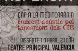 Concert acústic d'Aspencat pel tancament dels CIE