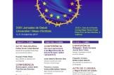 XXIII jornadas de debate sobre IMMIGRACIÓ, DIVERSITAT I DEMOCRÀCIA