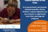 """PRESENTACIÓN III INFORME PSICOSOCIAL RED ACOGE: """"ECHANDO RAÍCES, ECHANDO DE MENOS"""""""