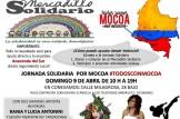 JORNADA SOLIDARIA POR MOCOA #TODOSCONMOCOA