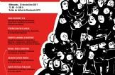 """mesa redonda """"Crisis de Refugiados: Acciones desde el aula"""" y exposición """"Refugio Ilustrado: entre el ataúd y la maleta"""""""