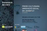 Presentación de la publicación Premi Culturama Innovació Social en Joventut (4º edició)