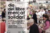 Dia del Llibre Mercat Solidari