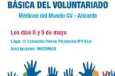 Curso de Formación Básica para Voluntariado