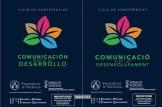 """Conferencia: """"El papel de los medios de comunicación en la conformación de una ciudadanía comprometida con el desarrollo"""""""