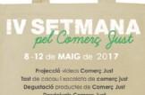 IV SEMANA COMERCIO JUSTO UJI (del 8 al 12 de mayo de 2017)