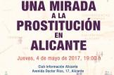 """Mesa Redonda: """"Una mirada a la prostitución en Alicante"""""""