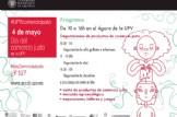 Día Mundial del Comercio Justo en la Universitat Politécnica de Valencia