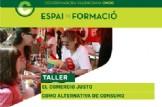 FORMACIÓN CVONGD: El Comercio Justo como alternativa de Consumo