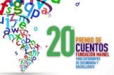 Entrega de galardones del XX Premio de Cuentos de la Fundación Mainel
