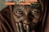 CONFLICTOS OLVIDADOS, TESTIMONIOS SOBRE AFGANISTÁN, COLOMBIA Y EL LAGO CHAD