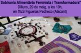 """Presentació de l'exposició """"Sobirania Alimentària, Feminista i"""