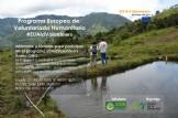 """Formación sobre nuevo programa de Voluntariado Humanitario """"EU Aid Volunteers"""""""