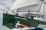 El vaixell de Greenpeace, Rainbow Warrior, tornarà a València!