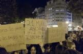 Concentració contra la violència cap a les dones!