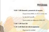Encuentro ONGD y UPV