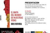 Médicos Sin Fronteras presenta 'El mapa del mundo de nuestras vidas', el nuevo libro de Bru Rovira
