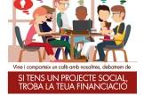 CafeEncla, iniciativas socials i finances ètiques
