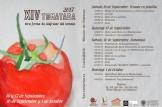 XIV TOMATADA Otra forma de disfrutardel tomate