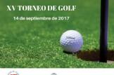 XV Torneo de Golf Manos Unidas en el Club Escorpión