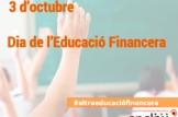 """Acció Xarxes socials per """"ALTRA EDUCACIÓ FINANCERA"""" en el dia de l'Educació Financera"""