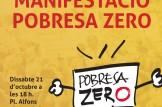 Manifestació en València Mou-te contra la Desigualtat Obscena