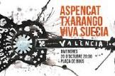 Espectacular Concert de Benvinguda de la Universitat de València donant suport a POBRESA ZERO
