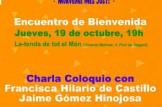 Encuentro de bienvenida con los productores de Conacado.