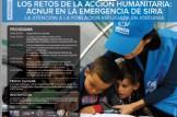 Jornada: Los retos de la acción humanitaria