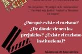 Video-Foro sobre Racismo y Xenofobia