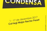 """Inauguración de la exposición """"Condensa""""."""