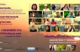 """Presentación del documental """"Amanecerá y veremos. Mujeres protagonistas de paz en Colombia"""""""