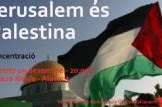 Concentración en Alicante: ¡Jerusalen es Palestina!