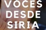 """""""Voces desde Siria"""" en el Cicle de cinema sobre drets humans i d´Asil """"CREANT REFUGI"""""""