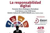 "Charla ""La responsabilidad digital"""