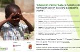 Educación transformadora: Sesiones de formación-acción para una Ciudadanía Activa