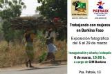 Trabajando con mujeres en Burkina Faso