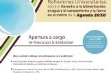 Jornadas de Intercambio de Experiencias sobre Derechos Medioambientales