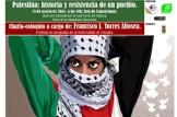 """Charla-Coloquio """"Palestina: historia y resistencia de un pueblo"""