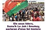 AL VOLTANT D'ÀFRICA 2018